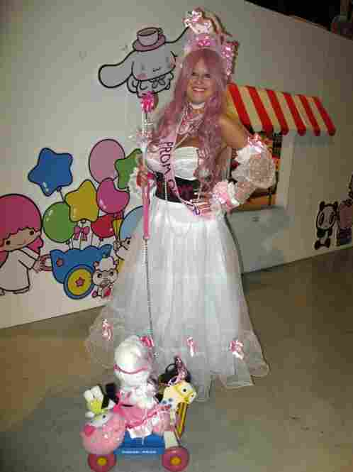 As a child, Heidi Moses was denied Sanrio toys. Her obsession with the cartoon cat began only five years ago.