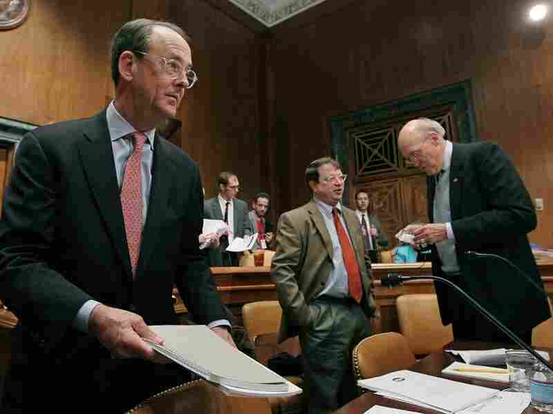 Commission Co-Chairs Erskine Bowles and Alan Simpson