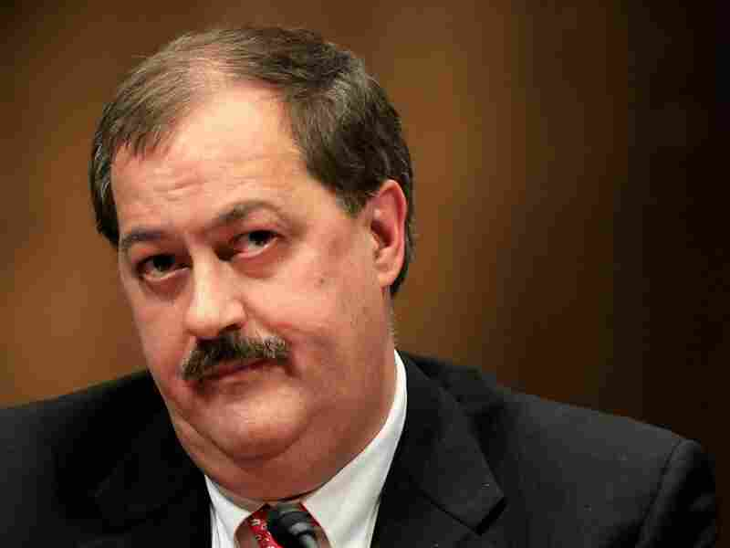 Massey Energy Chairman and CEO Don Blankenship