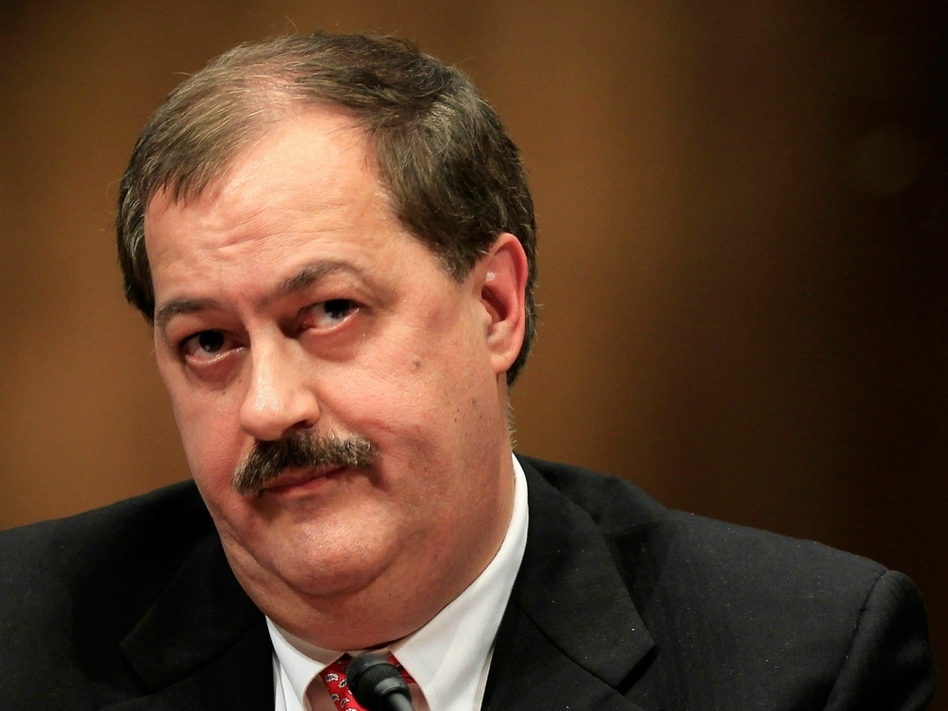 Massey Energy Chairman and CEO Don Blankenship announced Friday that he is resigning from the company.