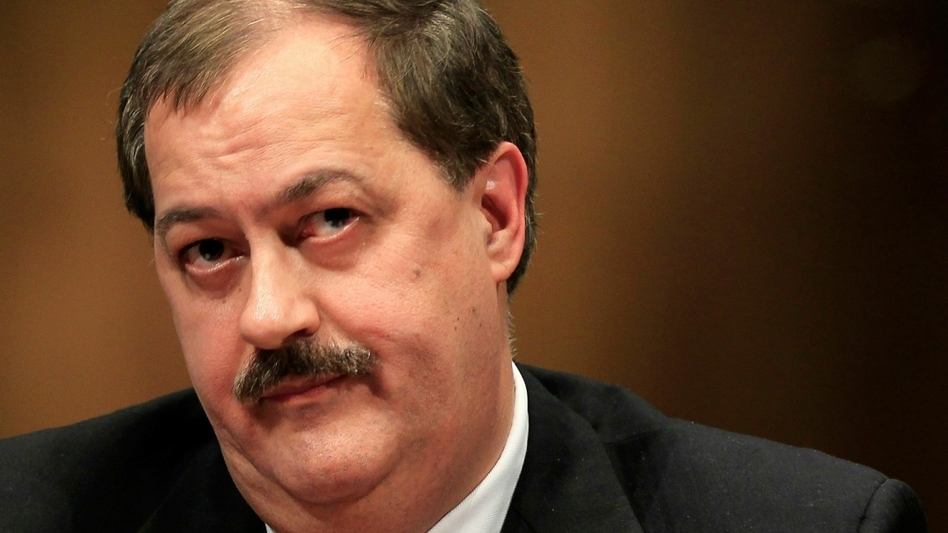 Massey Energy Chairman and CEO Don Blankenship announced Friday that he is resigning from the company. (Getty)
