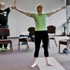 yoga class picture