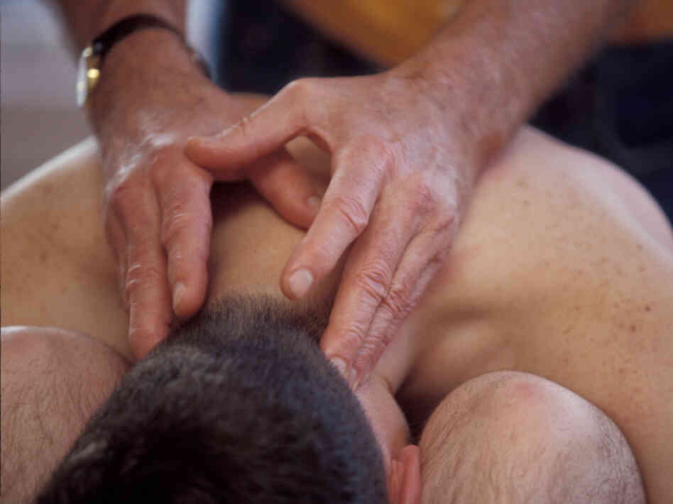 Rolfing was named after its founder, an American biochemist named Ida Rolf.