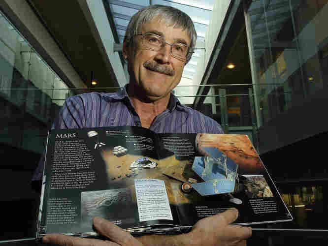 Scientist Paul Davies