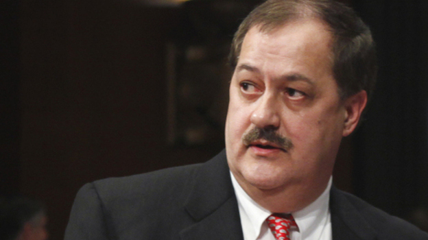 """It is time for me to move on,"" CEO and board chairman Don Blankenship said in a statement issued by the Massey Board of Directors. (Associated Press)"