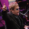 Elton John And Leon Russell Perform On