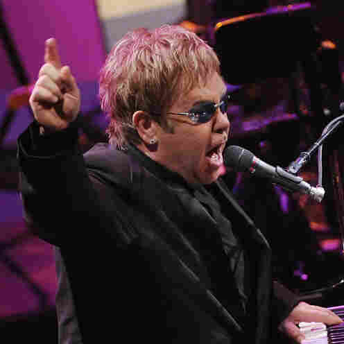 Elton John And Leon Russell, Live From The Beacon Theatre
