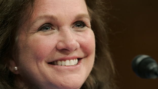 Elizabeth Edwards, the wife of former presidential candidate John Edwards, died Tuesday. She was 61. (AP)