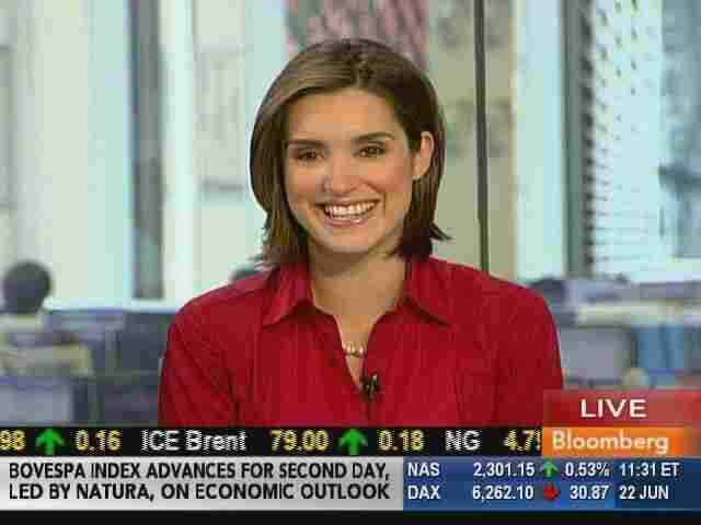 Anchor Margaret Brennan hosts her own two-hour show on Bloomberg TV.