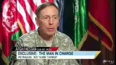 Gen. David Petraeus on 'Good Morning America.'