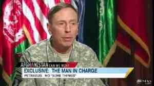 Gen. David Petraeus on 'Good Morning America.'
