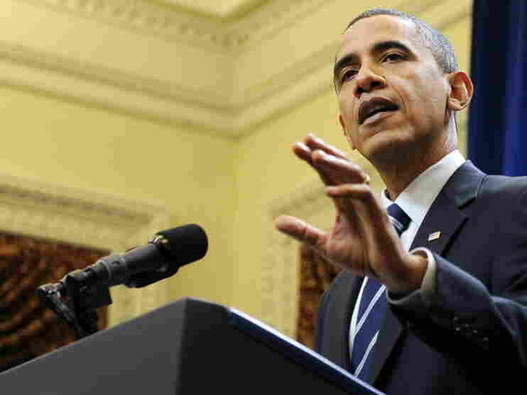 President Obama announces a tentative deal with Republicans to extend tax cuts and jobless benefits.