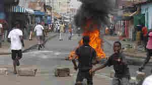 Rival Presidents Paralyze Post-Election Ivory Coast