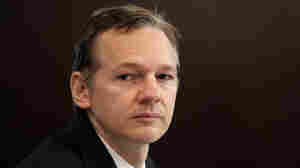 For WikiLeaks' Assange, It's Only The Beginning
