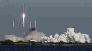 We Have Liftoff: SpaceX Launches Test Spacecraft