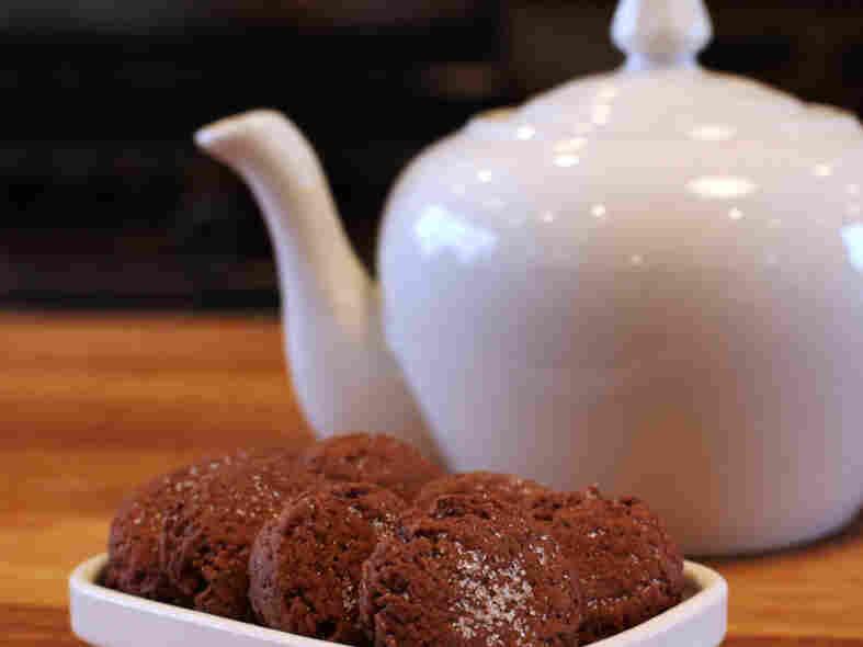Cocoa Tea Cakes