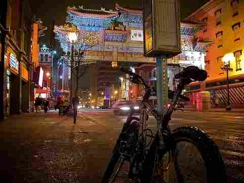Washington D.C.'s Chinatown