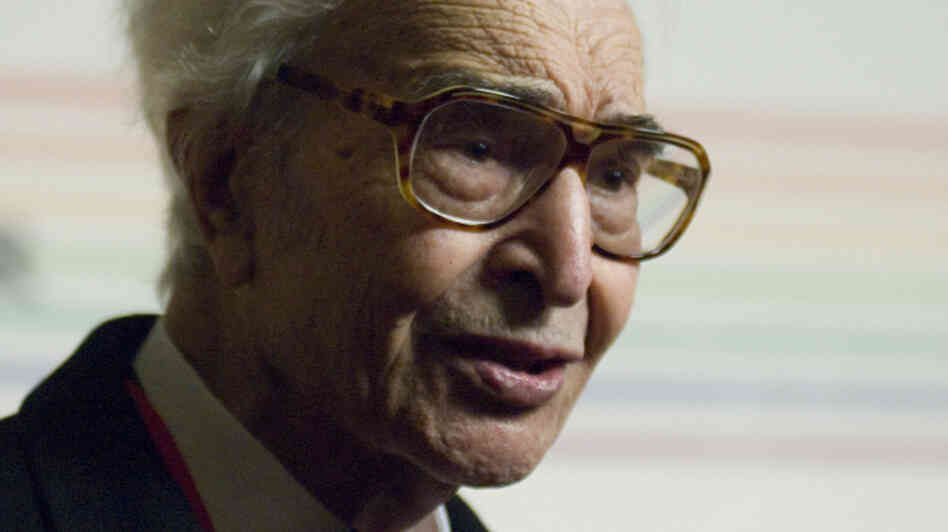 Dave Brubeck at the 32nd Kennedy Center Honors.