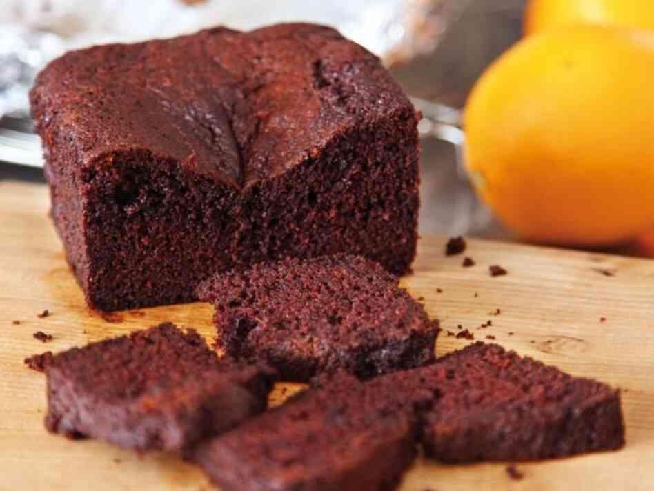 Chocolate Orange Drizzle Cake Nigella