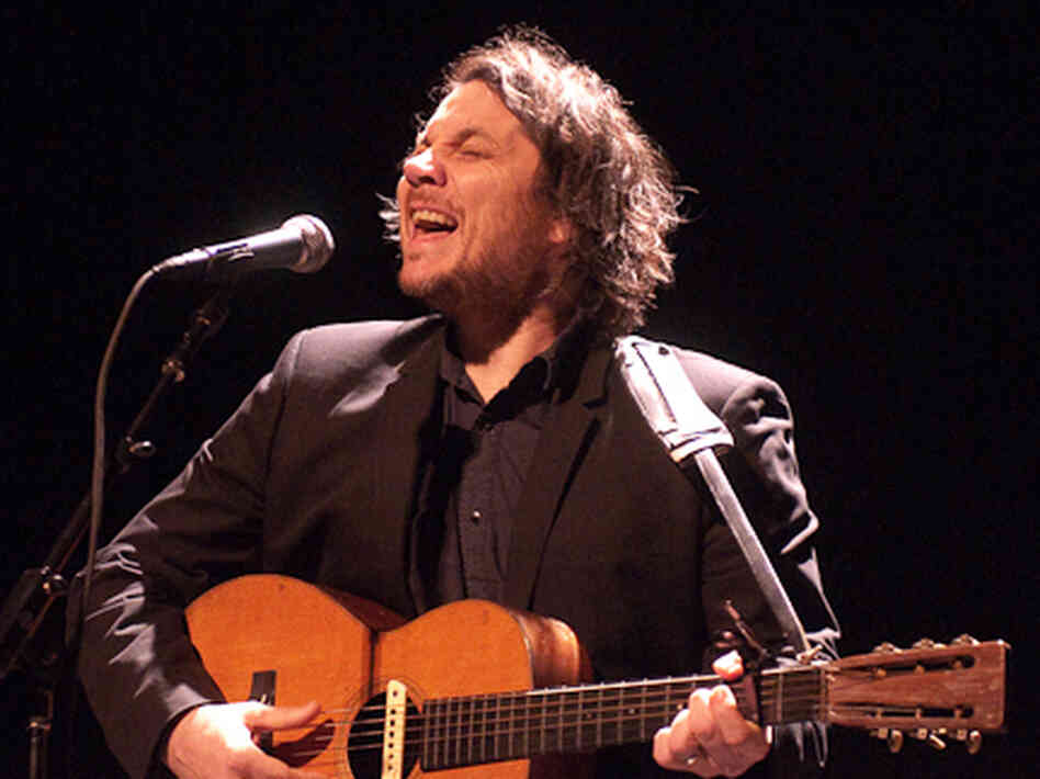 Jeff Tweedy in Washington DC
