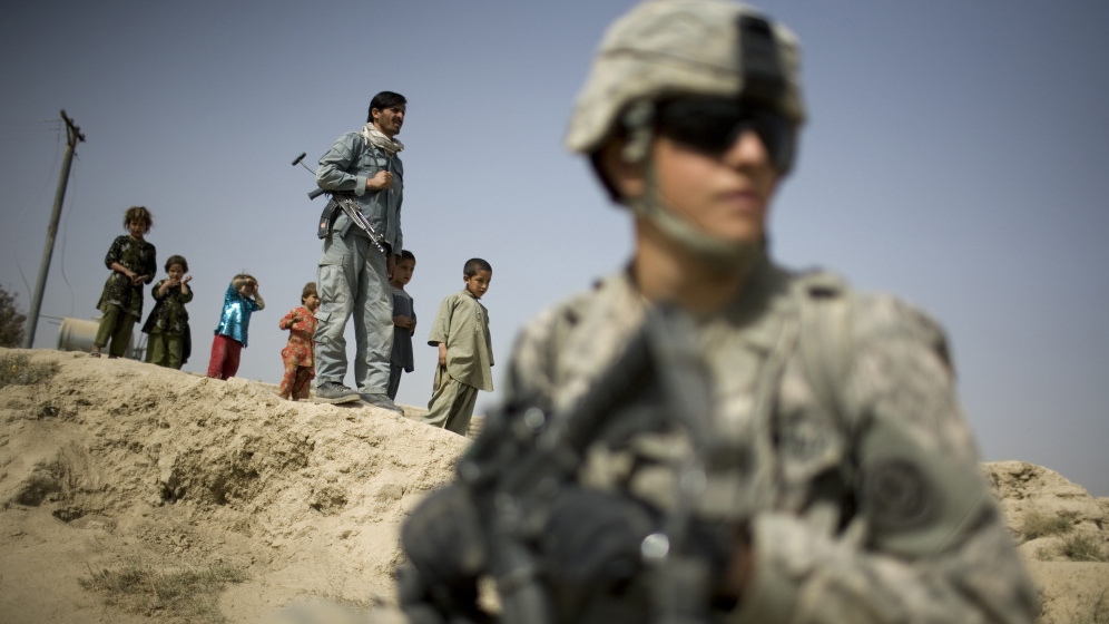 War against terrorism essay 120 words
