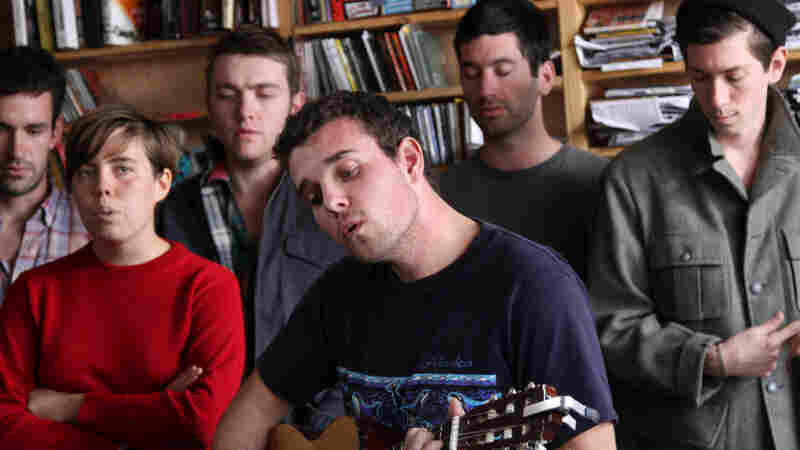 The Red River: Tiny Desk Concert