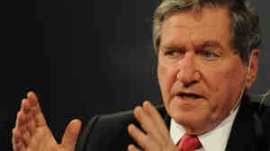 Richard Holbrooke, U.S. special representative to Afghanistan and Pakistan