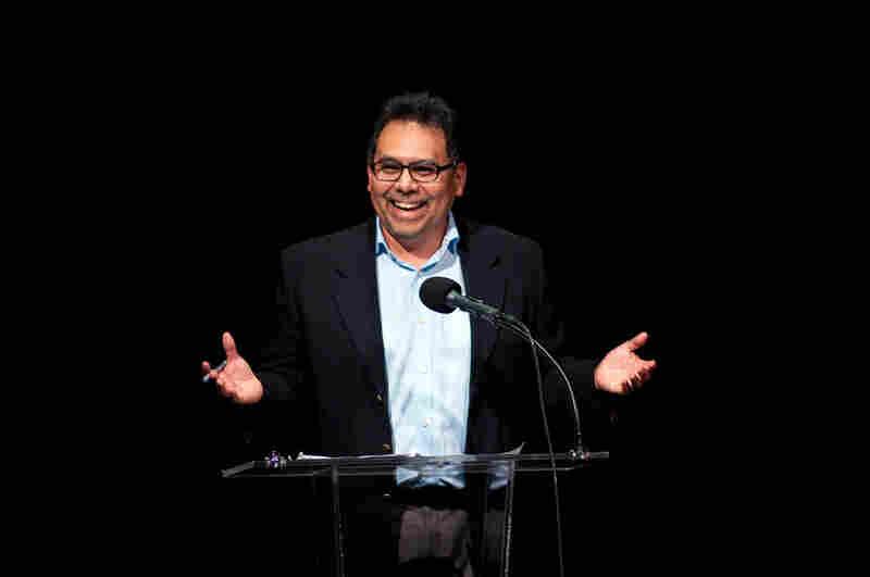 Host Felix Contreras.