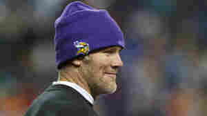 Favre's Record Streak For NFL Starts Ends Against Giants