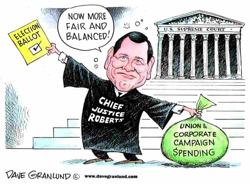 Supreme Court and Campaign Spending