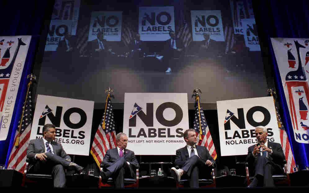 Michael Bloomberg, Abel Maldonado, Dylan Ratigan, Charlie Crist