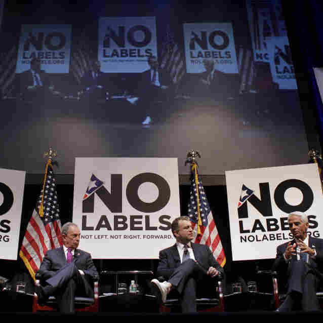 New 'No Labels' Movement Seeks Bipartisanship