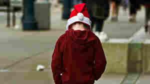 Sad Santa.