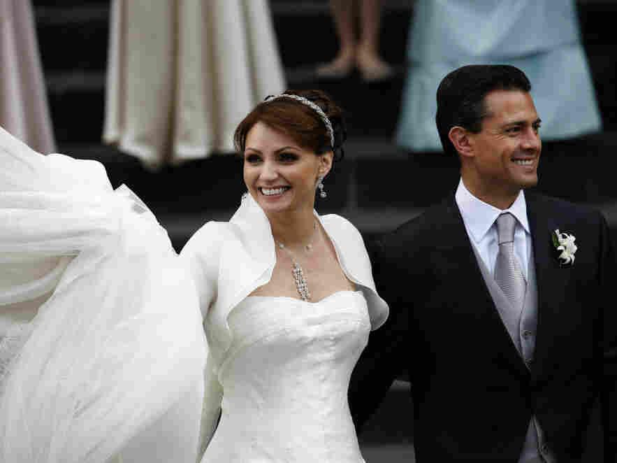 Enrique Peña Nieto, Angelica Rivera