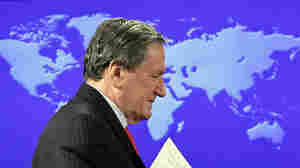 Holbrooke's Last Words Were In Jest, But Still May Say A Lot About Him