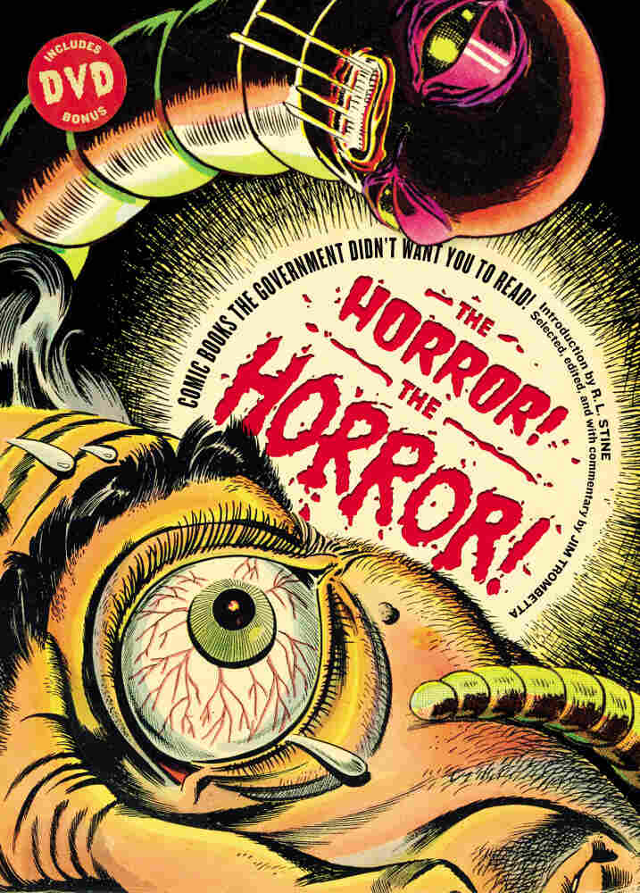Cover of The Horror The Horror
