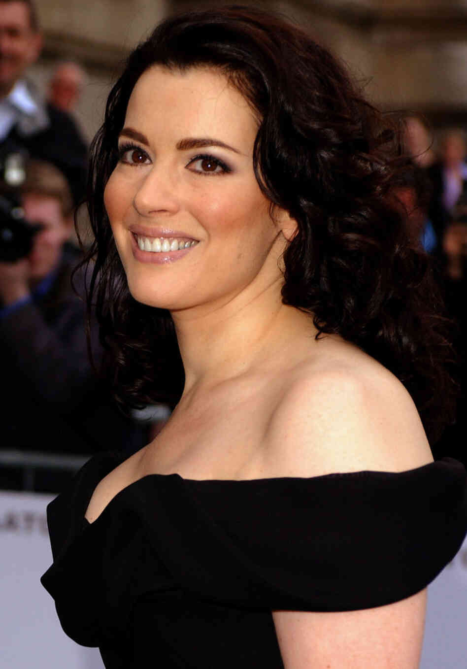 Nigella Lawson has enjoyed mobile success with her app, Nigella Quick Collection.