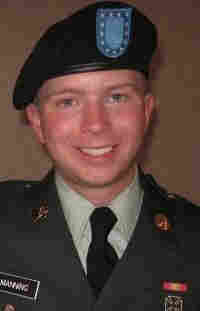 Army Pfc. Bradley Manning in an undated file photo.