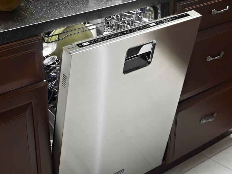 Dishes Still Dirty? Blame Phosp-Free Detergent : NPR on