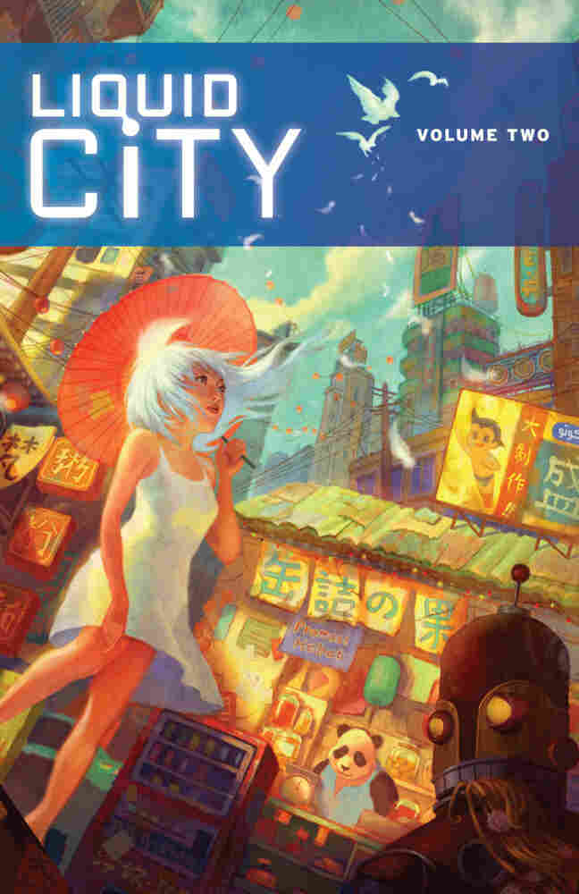 Cover of Liquid City Volume 2