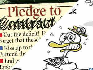 September Cartoon Promo