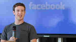 Facebook founder and CEO Mark Zuckerberg; Nov. 15, 2010.