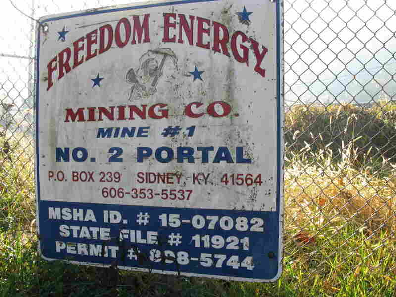 Massey Energy decided to shut down its Freedom Mine in Kentucky after it was targeted by federal regulators for the toughest enforcement action ever.