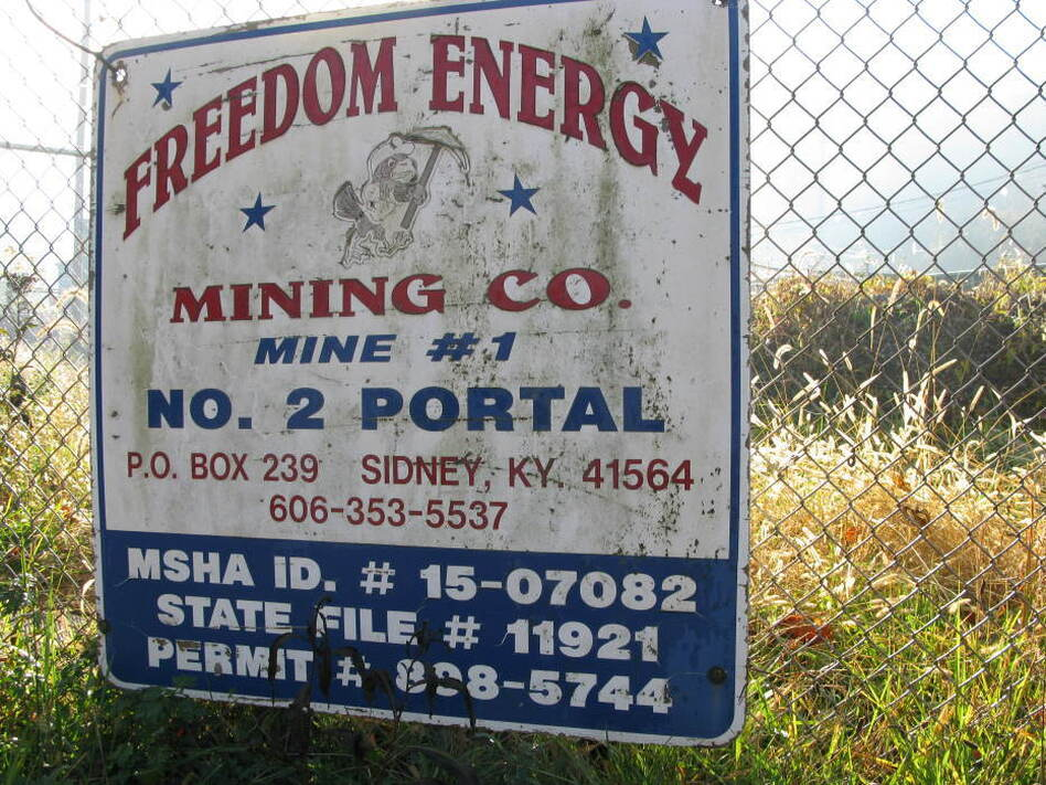 Massey Energy decided to close its Freedom Mine in Kentucky after it was targeted by federal regulators for the toughest enforcement action ever.