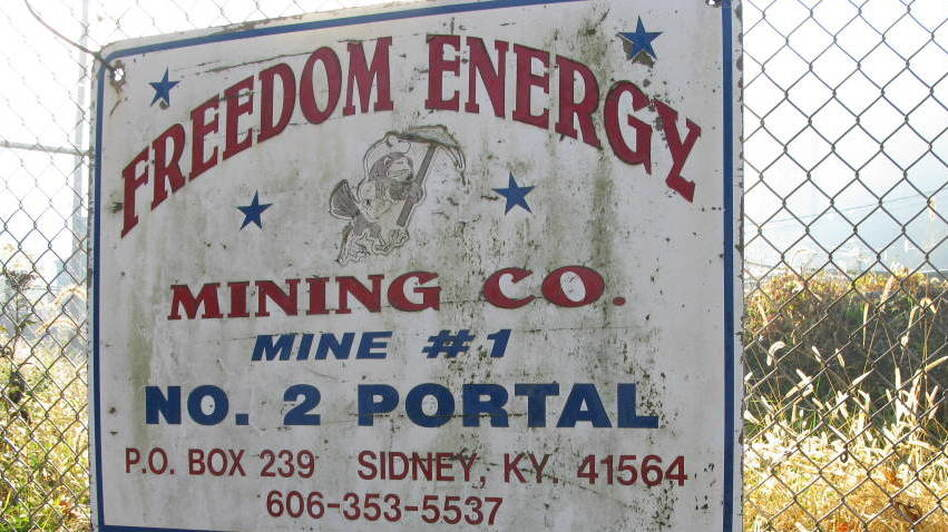 Massey Energy decided to close its Freedom Mine in Kentucky after it was targeted by federal regulators for the toughest enforcement action ever. (NPR)