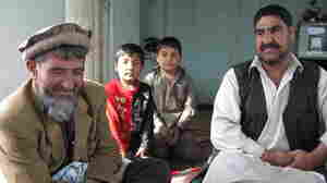 Nahazathullah and his brother Hekmatullah would like to become professionals,  but their grandfather says if  Afghanistan is occupied,  the boys will join mujahedeen.