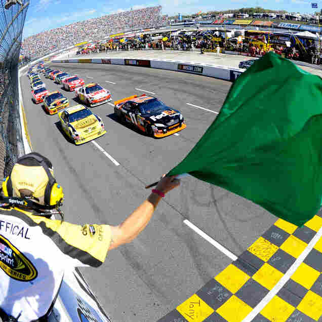 When it announced that it would use ethanol in its racing fuel, NASCAR joined a wider trend in the United States.