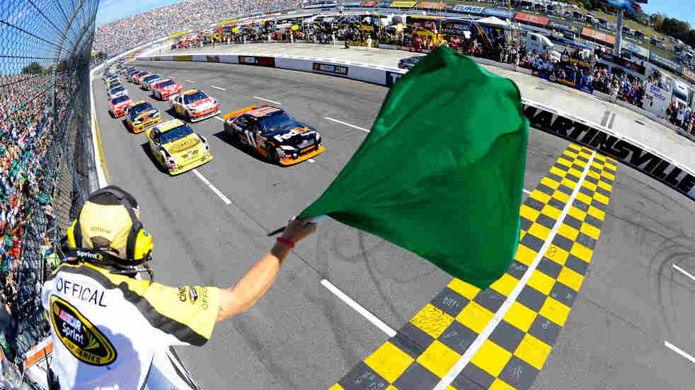 NASCAR Gives Ethanol Green Flag; Who Will Follow?
