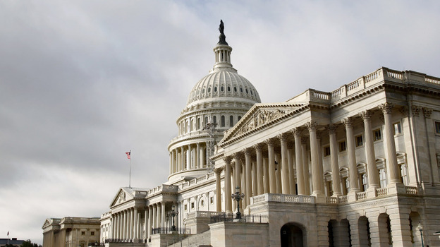 Even when times are good, some experts say, members of Congress can't expect much better than about 40 percent approval. That would still be a vast improvement over where it stands today. (AP)