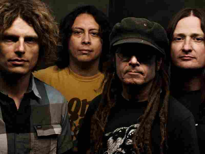 """Led by Black Flag's Keith Morris, """"Upside Down"""" is a minute-long steamroller, and a model for streamlined might."""